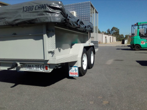 NEW TRAILER SALES – Toy Hauler Trailers