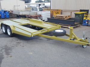 NEW TRAILER SALES – Car Trailers