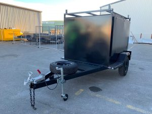 NEW TRAILER SALES – Enclosed Trailers